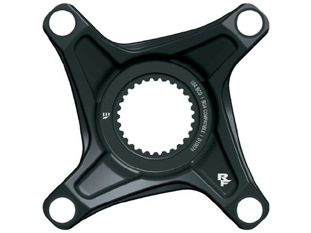 Race Face Spider Bosch Gen4 4-Bolt 104mm, black